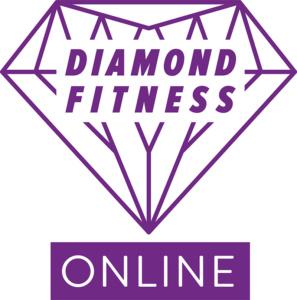 Diamond Fitness online logo
